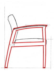 Healthcare Design - Chair Arms