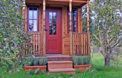 Tiny House in Orchard
